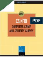 FBI 2003