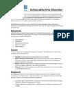 Schizoaffective Disorder FS