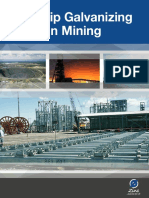 Hot Dip Galv in Mining Brochure 36pp