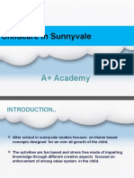 Childcare in Sunnyvale | After School Sunnyvale