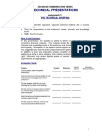 Adv TechnicalPresentations