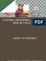 CHRONIC ABDOMINAL PAIN IN CHILD.pptx