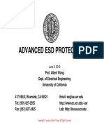Albert Wang Uoc Advanced ESD
