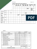 Anexa I - Planificare Semestriala