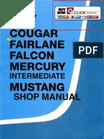 1967 Mustang Shop Manual PDF Demo