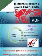 Mediul Intern Si Extern Al Companiei Coca-Cola