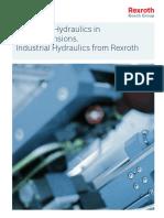 Bosch Rexroth Hydraulics Catalog