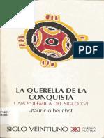 La Querella de La Conquista Beuchot