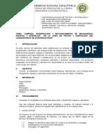 1er Informe de Industrializacion de Frutas y Hortalizas II