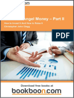 Business Angel Money – Part II