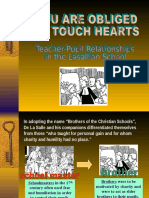 Teacher Pupil Relationships