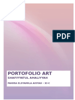 Portofolio Art Kls 11