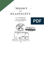 Timoshenko - Theory of Elasticity(3)