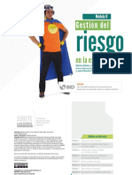 Gestion Del Riesgo en Escuelas