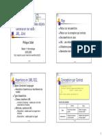 UML Cours4 GL Minfo 0506