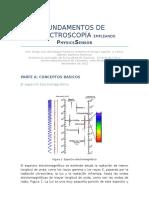 Fundamentos Espectroscopia Con Physicssensor