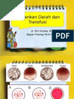 Perbankan Darah Dan Transfusi-2015