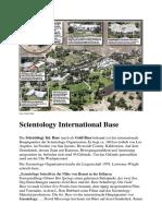 Scientology International Base