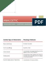 Analgetic (PR Dr.saleh)