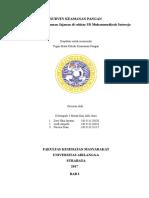 Bismillah Survey Print