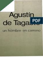 CAMPELO, M. M., San Agustín de Tagaste. Un Hombre en Camino, Valladolid, 1983