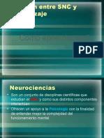 Bases Neurobiologicas Del Aprendizaje