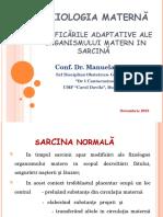 1-Conf RUSSU Fiziologia Maternă. 2015