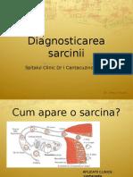 3-Monitorizarea Sarcinii Si Diagnostic Curs OCT 2014