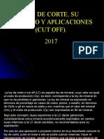 2017 Geometa Clases 5 Leydecutoff-leydecorte