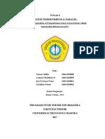 Laporan Tugas 1 Sistem Terdistribusi