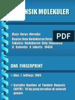 Forensik Molekuler DS