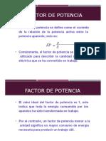 Factor Potencia