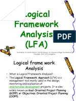 Lfa Logicalframeworkanalysis 140123111844 Phpapp02