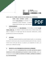 MODELO CONTEST DDA - ALIMENTOS 1