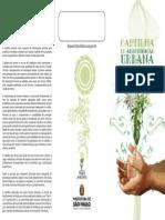 Cartilha de Arborização Urbana 1