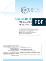 VII Informe de coyuntura latinoamericana