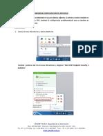 Importar Configuracion de Antivirus_1