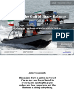 161004 Iran Gulf Military Balance