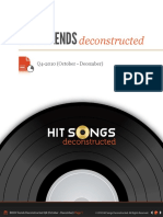 Hit Song Deconstructed q4 2010 - Rock Trends