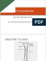 Pemeriksaan Radiologi Pada Osteosarkoma