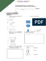 Evaluacion Semestral de Geometria
