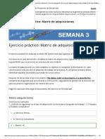 AC 56 Ejercicio Práctico_ Matriz de Adquisiciones _ Módulo 5 – Herramienta Gestión de Compras (Matriz Adquisiciones) _ Material Del Curso IDB6x _ EdX