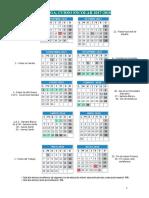 CalendarioProvincial17_18Tabla