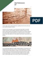 Çatalhöyük'Te Yanardağ Patlamasının Resmedildiği Kesinleşti _ Arkeolojihaber