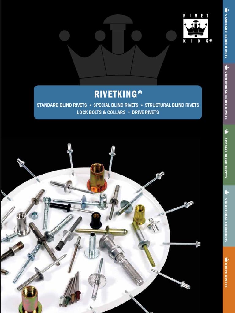 Aluminum Open End Blind Rivet w//Aluminum Mandrel Dome Head 0.25 Max 3//32 Body Diameter.020-.125 Grip Range Length