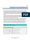 CCM 4.1 UDP/TCP Ports