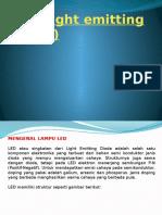 LED (Light Emitting Diode)
