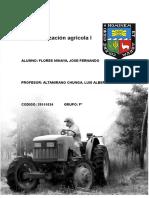 Clasificacion de Los Tractores