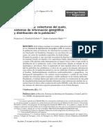2013_Gisbert_Geodemografia_coberturas Del Suelo SIG y Distribución de La Poblacion