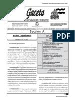 Ley Del Mecanismo de Proteccion de Las y Los Defensores Ddhh.